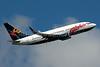 Aloha Airlines Boeing 737-73A WL N739AL (msn 28500) HNL (Ivan K. Nishimura). Image: 906106.