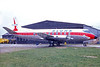 Aloha Airlines Vickers Viscount 745D N7416 (msn 232) (Christian Volpati Collection). Image: 932729.