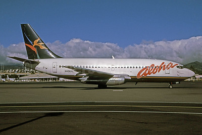 Airline Color Scheme - Introduced 1992 - Best Seller