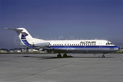 Altair Airlines Fokker F.28 Mk. 4000 PH-ZBY (N513) (msn 11169) LBG (Christian Volpati). Image: 905369.