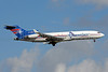 AmeriJet International Boeing 727-231 (F) WL N905AJ (msn 21989) MIA (Bruce Drum). Image: 101796.