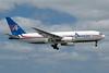 AmeriJet International Boeing 767-232 (F) N741AX (msn 22215) MIA (Nik French). Image: 904833.