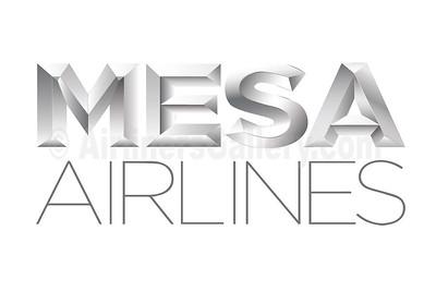 1. Mesa Airlines logo