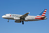 American Airlines Airbus A319-132 N823AW (msn 1463) LAX (Jay Selman). Image: 403666.