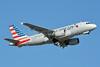 American Airlines Airbus A319-112 N750UW (msn 1315) CLT (Jay Selman). Image: 403244.