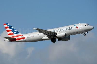American Airlines Airbus A320-214 N108UW (msn 1061) FLL (Jay Selman). Image: 403465.