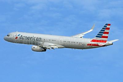 American Airlines Airbus A321-231 WL N137AA (msn 6647) DCA (Brian McDonough). Image: 936664.