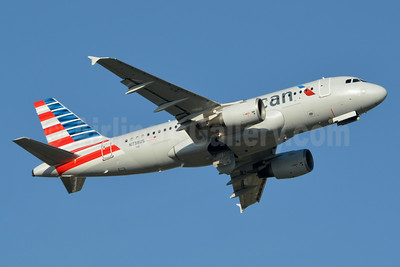 American Airlines Airbus A319-112 N738US (msn 1254) CLT (Jay Selman). Image: 403241.