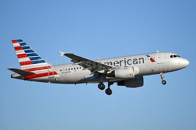 American Airlines Airbus A319-112 N746UW (msn 1297) MIA (Bruce Drum). Image: 104348.