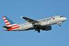 American Airlines Airbus A319-112 N763US (msn 1360) CLT (Jay Selman). Image: 403251.