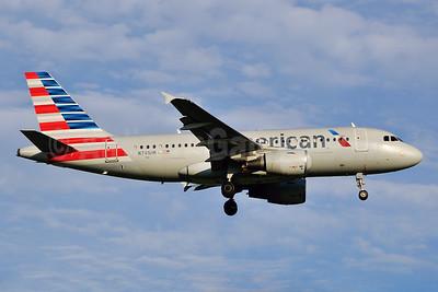 American Airlines Airbus A319-112 N741UW (msn 1269) RDU (Ken Petersen). Image: 928641.
