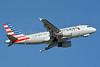 American Airlines Airbus A319-112 N721UW (msn 1095) CLT (Jay Selman). Image: 403237.