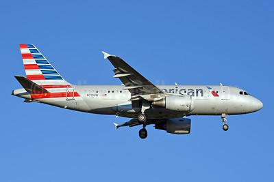 American Airlines Airbus A319-112 N713UW (msn 1040) CLT (Jay Selman). Image: 403975.