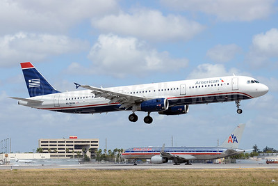 American's US Airways legacy aircraft, livery to be retained