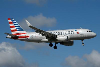 American Airlines Airbus A319-115 WL N12028 (msn 6456) MIA (Jay Selman). Image: 403462.