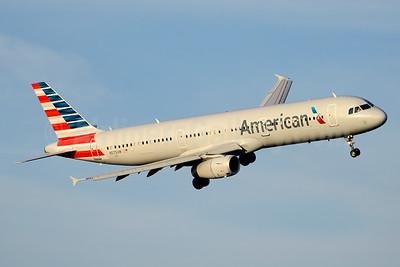 American Airlines Airbus A321-231 N575UW (msn 5980) DCA (Jay Selman). Image: 403572.