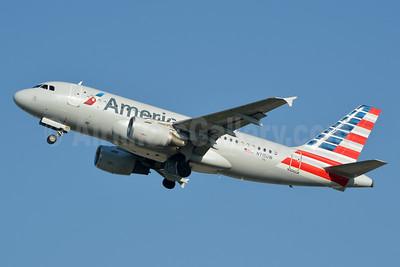American Airlines Airbus A319-112 N715UW (msn 1051) CLT (Jay Selman). Image: 403236.