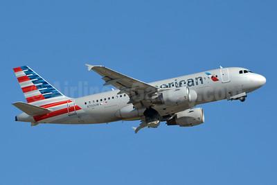 American Airlines Airbus A319-112 N700UW (msn 885) CLT (Jay Selman). Image: 402313.