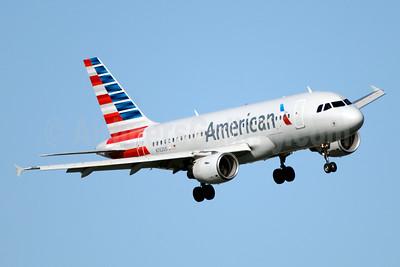 American Airlines Airbus A319-112 N762US (msn 1358) DCA (Jay Selman). Image: 403569.