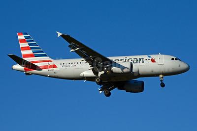 American Airlines Airbus A319-112 N704US (msn 922) CLT (Jay Selman). Image: 403282.