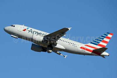 American Airlines Airbus A319-112 N716UW (msn 1055) CLT (Jay Selman). Image: 403284.