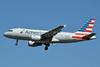 American Airlines Airbus A319-112 N724UW (msn 1122) CLT (Jay Selman). Image: 403238.