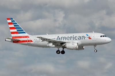 American Airlines Airbus A319-112 N725UW (msn 1135) FLL (Tony Storck). Image: 926156.