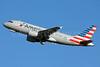 American Airlines Airbus A319-112 N709UW (msn 997) CLT (Jay Selman). Image: 403283.