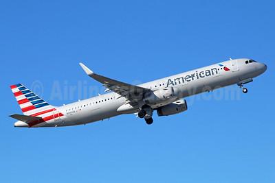 American Airlines Airbus A321-231 WL N993AN (msn 7188) SEA (Michael B. Ing). Image: 938475.