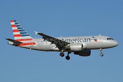 American Airlines Airbus A319-112 N701UW (msn 890) CLT (Jay Selman). Image: 402338.