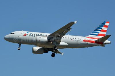 American Airlines Airbus A319-112 N710UW (msn 1019) CLT (Jay Selman). Image: 403235.