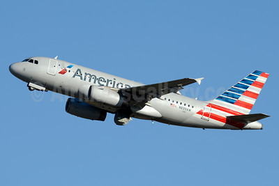 American Airlines Airbus A319-132 N839AW (msn 2669) CLT (Jay Selman). Image: 403285.