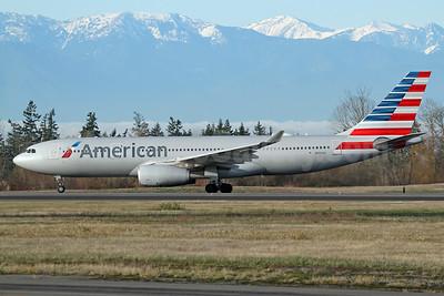 American Airlines Airbus A330-243 N292AY (msn 1512) PAE (Nick Dean). Image: 940317.