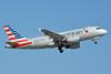 American Airlines Airbus A319-112 N746UW (msn 1297) CLT (Jay Selman). Image: 403243.