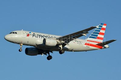 American Airlines Airbus A319-112 N737US (msn 1245) CLT (Jay Selman). Image: 403240.