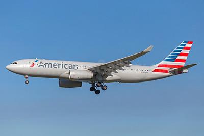 American Airlines Airbus A330-243 N289AY (msn 1455) FCO (Stefan Sjogren). Image: 938466.