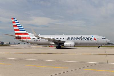 American Airlines Boeing 737-823 WL N831NN (msn 33211) ORD (Ton Jochems). Image: 924921.
