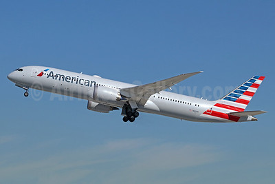 American's second Boeing 787-9, delivered on October 5, 2016