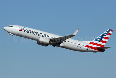 American Airlines Boeing 737-823 WL N891NN (msn 33315) LAX (Michael B. Ing). Image: 948469.