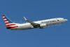 American Airlines Boeing 737-823 WL N971AN (msn 29547) MIA (Jay Selman). Image: 403459.