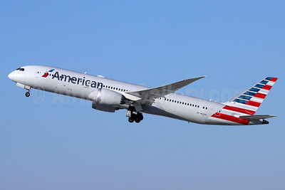 American Airlines Boeing 787-9 Dreamliner N841AN (msn 40657) LAX (Michael B. Ing). Image: 948831.