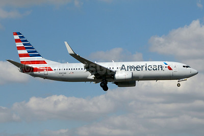 American Airlines Boeing 737-823 WL N305NX (msn 31253) MIA (Jay Selman). Image: 403628.