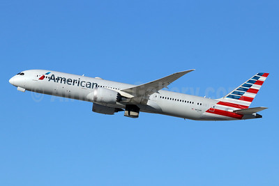 American Airlines Boeing 787-9 Dreamliner N824AN (msn 40643) LAX (Michael B. Ing). Image: 948389.
