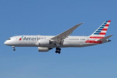 American Airlines Boeing 787-8 Dreamliner N803AL (msn 40621) LAX (Michael B. Ing). Image: 947888.