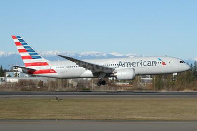 American Airlines Boeing 787-8 Dreamliner N819AN (msn 40637) PAE (Nick Dean). Image: 946020.