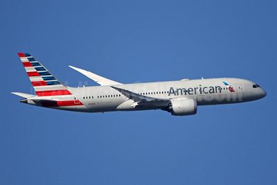 American Airlines Boeing 787-8 Dreamliner N808AN (msn 40626) LHR (SPA). Image: 947895.