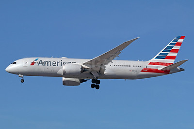American Airlines Boeing 787-8 Dreamliner N817AN (msn 40635) LAX (Michael B. Ing). Image: 941139.