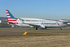 The last Boeing 737-800 built for American Airlines