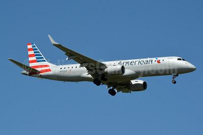 American Airlines Embraer ERJ 190-100 IGW N946UW (msn 19000072) CLT (Jay Selman). Image: 403270.