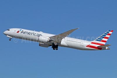 American Airlines Boeing 787-9 Dreamliner N832AA (msn 40638) LAX (Michael B. Ing). Image: 941142.